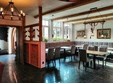 Gasthof-Pension Wilder Mann - Restaurant