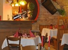 Gewölbe-Restaurant