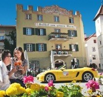 Glurns Zentrum, Quelle: (c) DolceVita Hotel Preidlhof