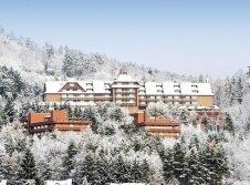 Göbel·s Hotel Rodenberg im Winter
