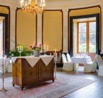Fürstlich dinieren am Abend, Quelle: (c) Schlosshotel Fürstlich Drehna