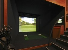Golf Simulator Indoor
