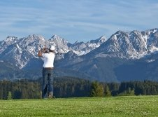 Golf Urlaub Füssen