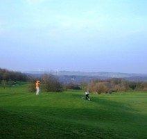 Herrliche Aussicht beim Golfen, Quelle: (c) AKZENT Hotel Restaurant Höhenblick
