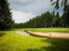 Golfspielen in Marienbad