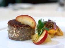 Grützwurst im Sellhorn-traditionelle Gerichte