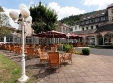 Häcker's Kurhotel Fürstenhof - Terrasse/Außenbereich