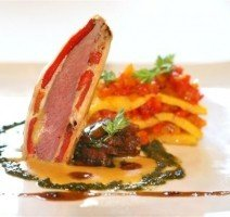 Hauptgang Gourmetrestaurant, Quelle: