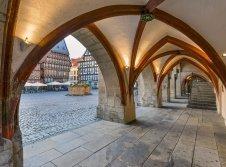 Hildesheimer Marktplatz