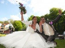 Hochzeit im Berghotel