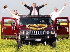Hochzeits-Hummer