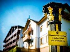 Holzschuhs Schwarzwaldhotel außen
