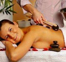 Hot Stone Massage, Quelle: