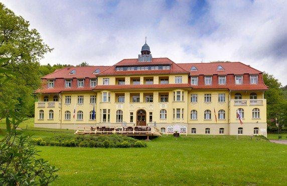 Große Alltagspause im Südharz-5 Urlaubstage im Ferien Hotel