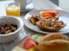 Hotel Am MedemUfer - Frühstück