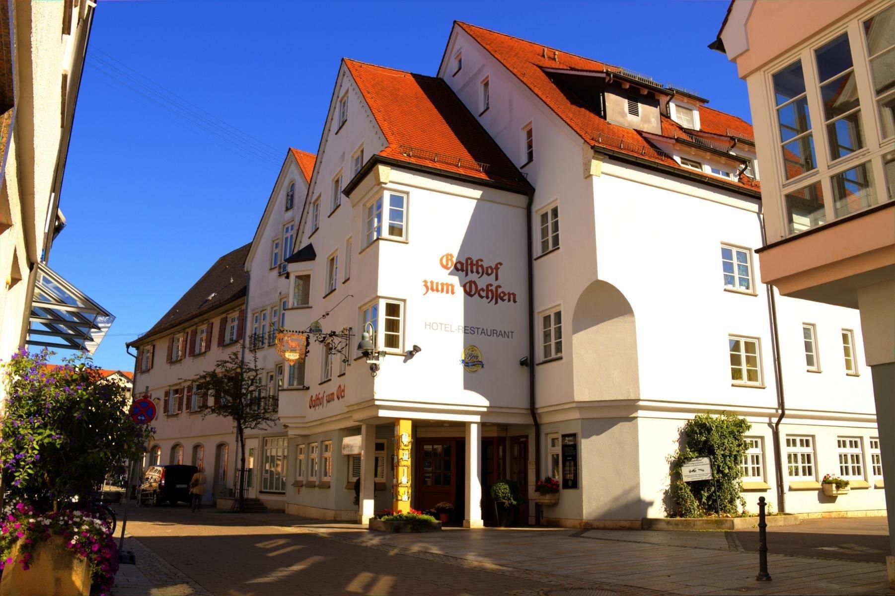 Ulmer Weihnachtsmarkt und Adventszauber an der Jungen Donau in Ehingen