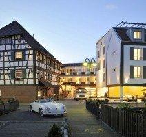 Hotel Außenansicht, Quelle: (c) Hotel Ritter Durbach
