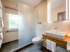Hotel Becksteiner Rebenhof - Badezimmer