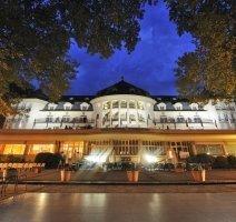 Hotel bei Nacht, Quelle: (c) PK Parkhotel Kurhaus