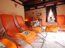 Hotel Burg Trendelburg - Wellnessbereich