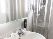 Hotel Edel Weiss - Badezimmer