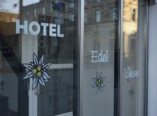 Hotel Edel Weiss - Hotel-Außenansicht