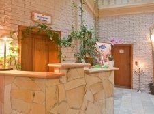 Hotel Empfang