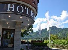 Hotel Fuggerhof - Hotel-Außenansicht