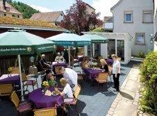 Hotel Gasthof Rössle - Terrasse/Außenbereich