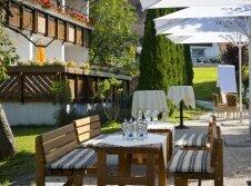 Hotel Hirt - Terrasse/Außenbereich