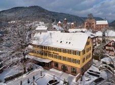 Hotel Kloster Hirsau im Winter
