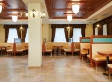 Hotel Lesní Zátiší - Hotel-Innenansicht