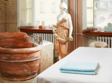 Hotel Lesní Zátiší - Wellnessbereich