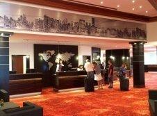 Hotel Lobby im Bäder Park Hotel