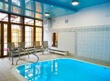 Hotel Maxant - Wellnessbereich