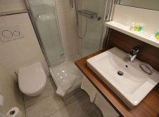 Hotel Modena - Badezimmer