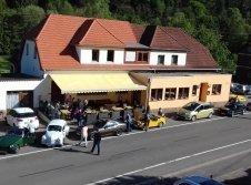 Hotel Restaurant Laux - Hotel-Außenansicht