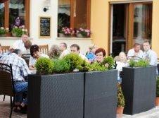 Hotel Restaurant Laux - Terrasse/Außenbereich