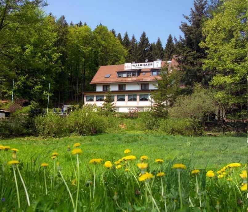 Restaurant Waldhaus In Ofterschwang: Hotel: Hotel-Restaurant WALDHAUS Im Spessart In