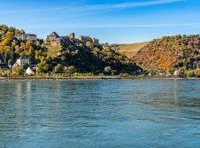 Hotel Schloss Rheinfels  - Hotel-Außenansicht