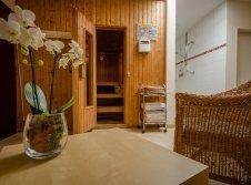 Hotel Stadt Aurich - Wellnessbereich
