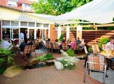 Hotel & Restaurant - Terrasse/Außenbereich