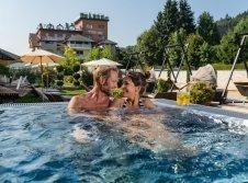 Hotel Winzer Wellness & Kuscheln - Terrasse/Außenbereich