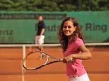 Hoteleigene Tennisplätze
