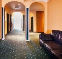 Hotelflur, Quelle: