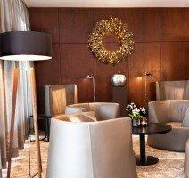 Blick in die Hotelhalle relexa hotel Bad Steben., Quelle: (c) relexa hotel Bad Steben