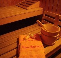 Hotelsauna, Quelle: (c) Haus Roseneck - Ferienwohnungen