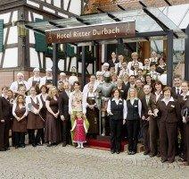 Hotelteam, Quelle: (c) Hotel Ritter Durbach