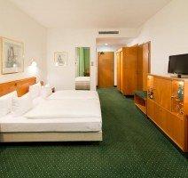 Hotelzimmer, Quelle: (c) ACHAT Plaza Kulmbach