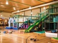 Indoor Kinderspielplatz